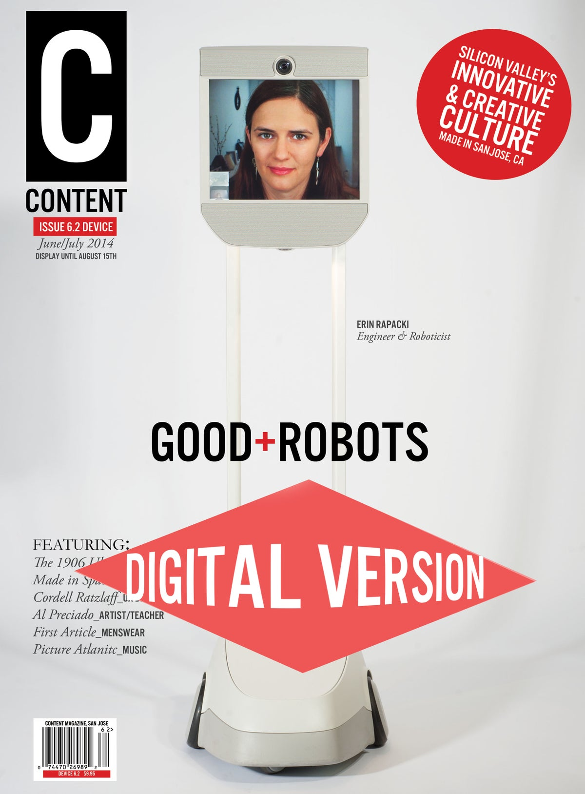 Image of Device Issue 6.2 (Digital)