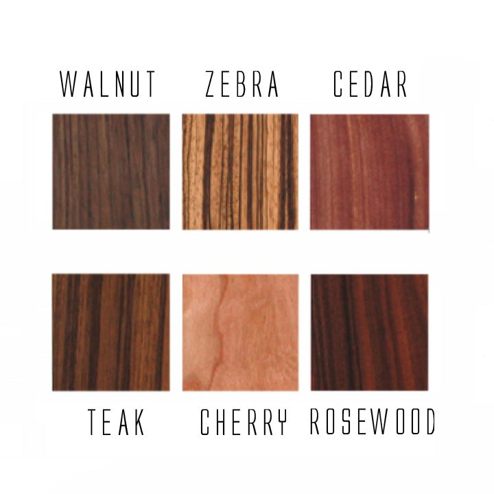 Image of TIMBER iPAD Mini2 Natural Wood Skin Back