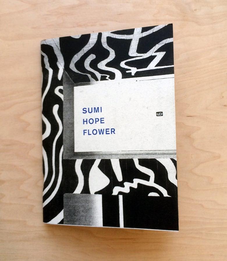 Image of Sumi Hope Flower, Sumi Ink Club