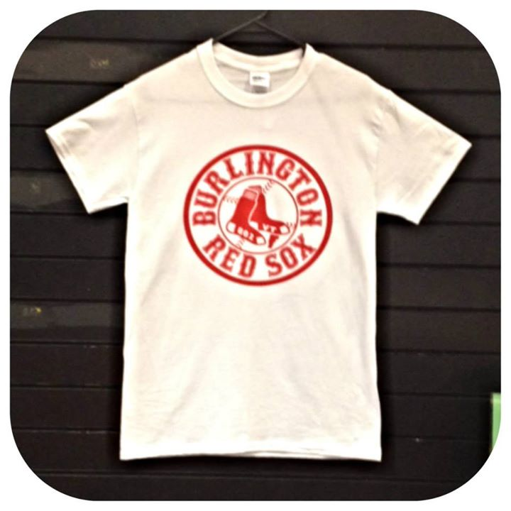 Image of Burlington Red Sox T-Shirt