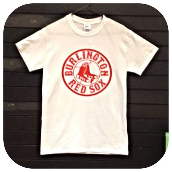 Image of Burlington Red Sox T-Shirt