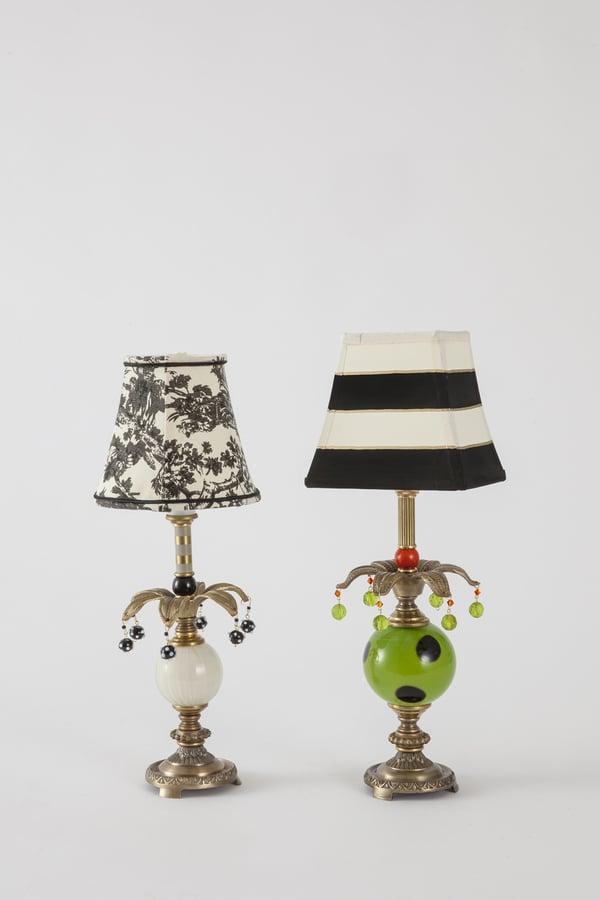 Little Rascals 1 (left), 2 (right)   - harlequin light
