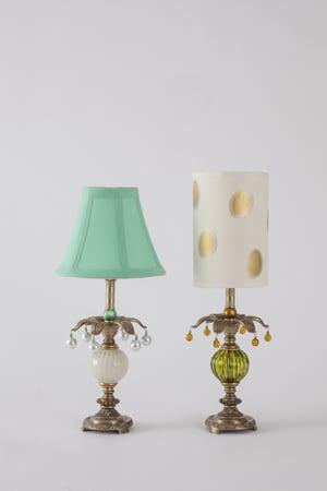 Little Rascals 3(left), 4 (right) - harlequin light