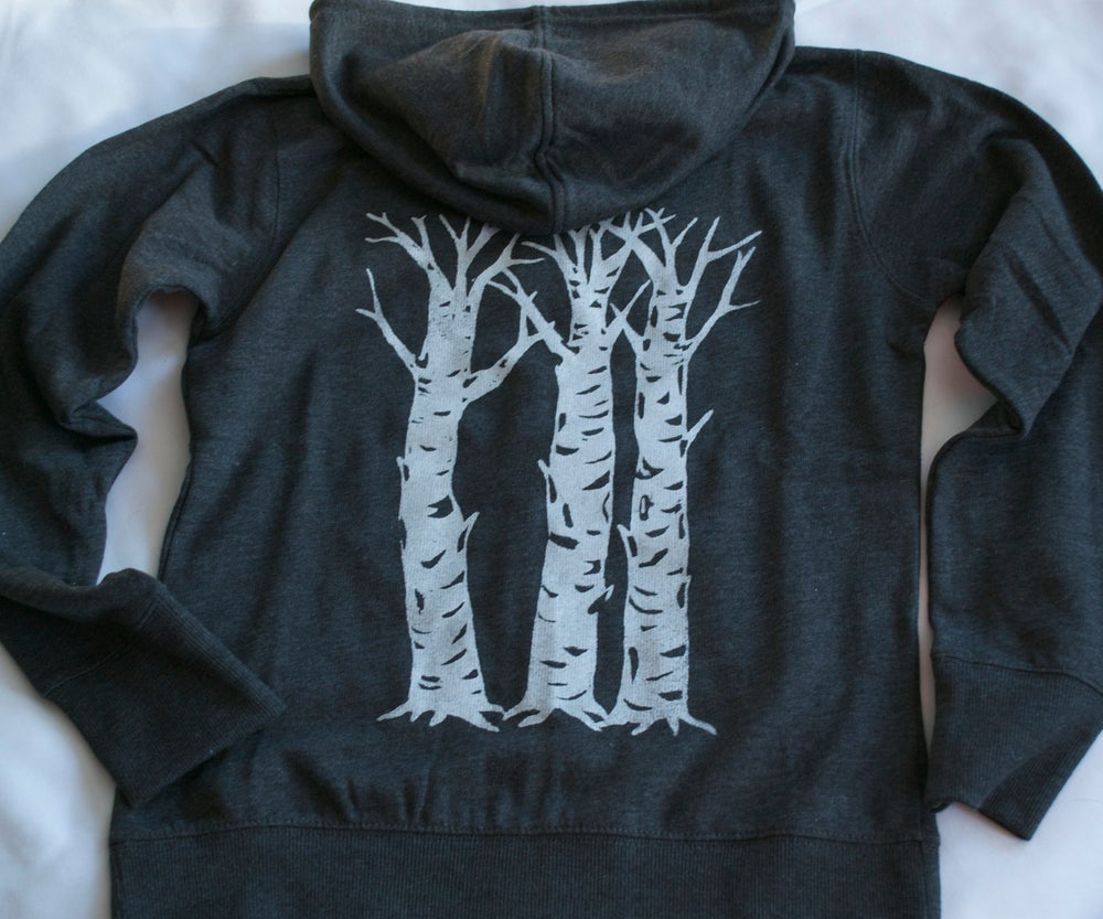Image of *Three Sisters- Women's Organic Cotton Hoodie