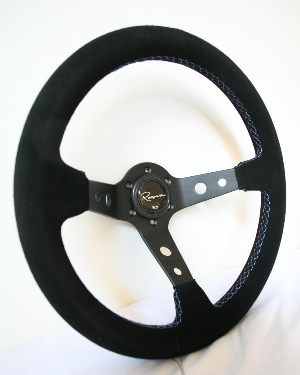 Image of Renown 100 Motorsport Suede