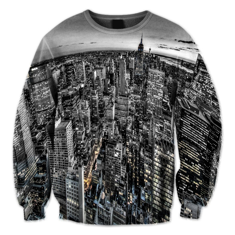 Image of Big Apple Crewneck