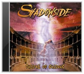 Image of CD Shadowside - Theatre of Shadows