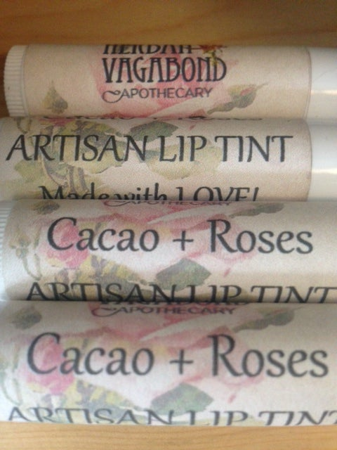 Image of Cacao and Roses// Artisan Lip Tint
