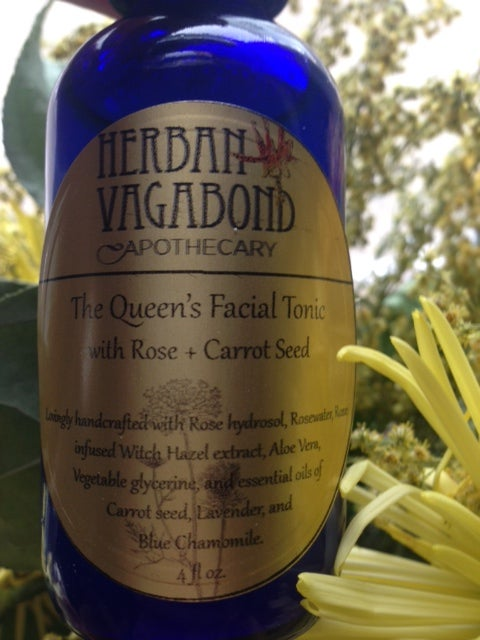 Image of The Queen's Facial Tonic