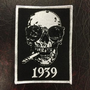 Image of SMOKING SKULL PATCH