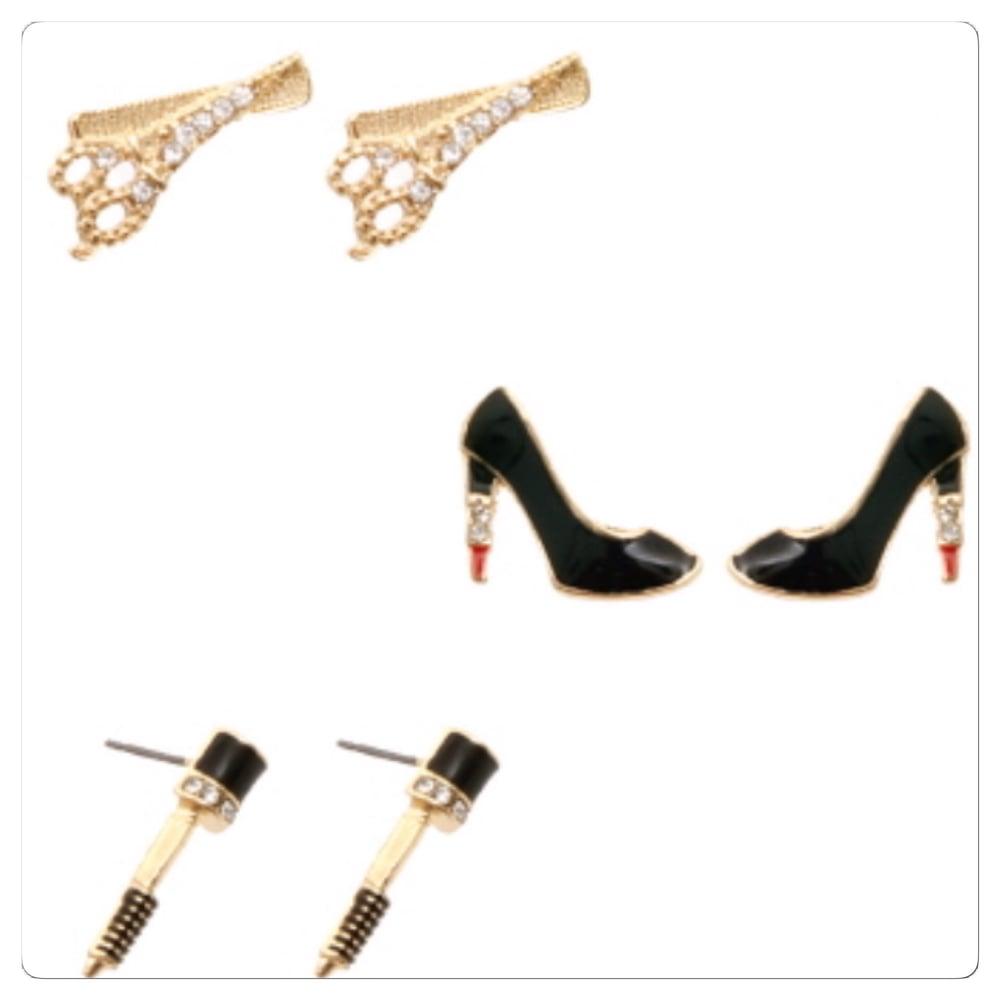 Image of Style Pro Earring Set