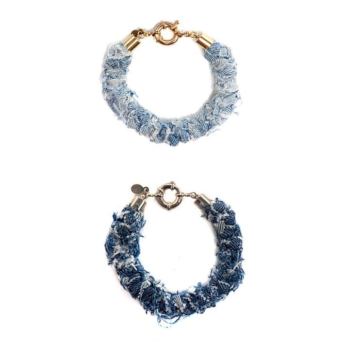 Image of REworked Denim Bracelets