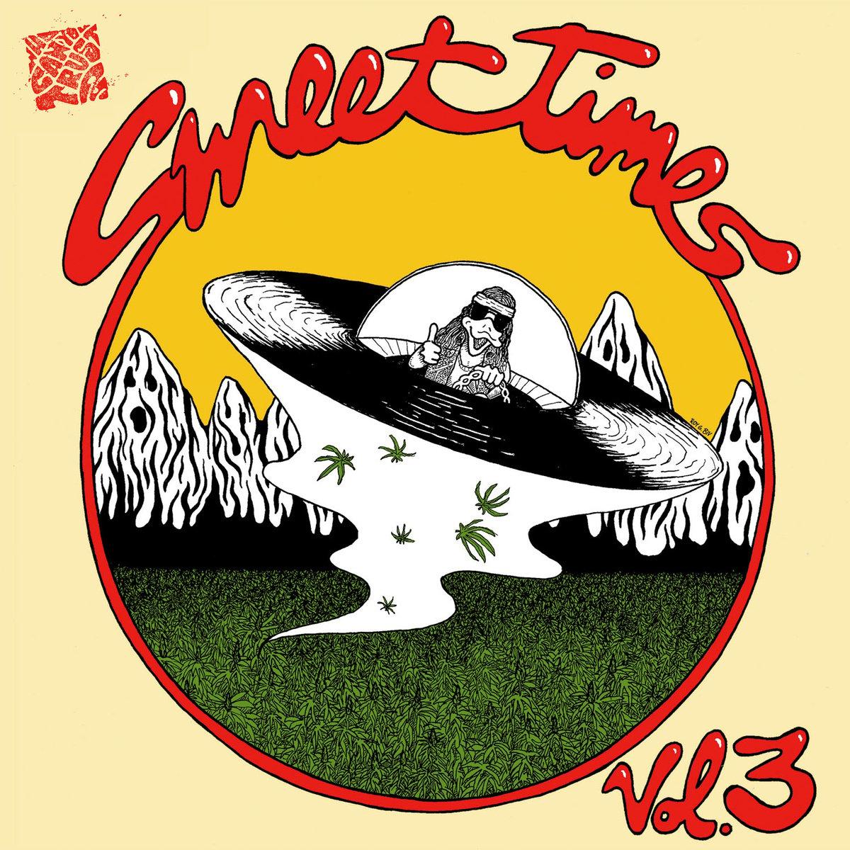 "VA 'SWEET TIMES - Volume 3' 7"" Vinyl"