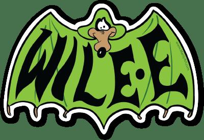 Image of Wile•E Sticker
