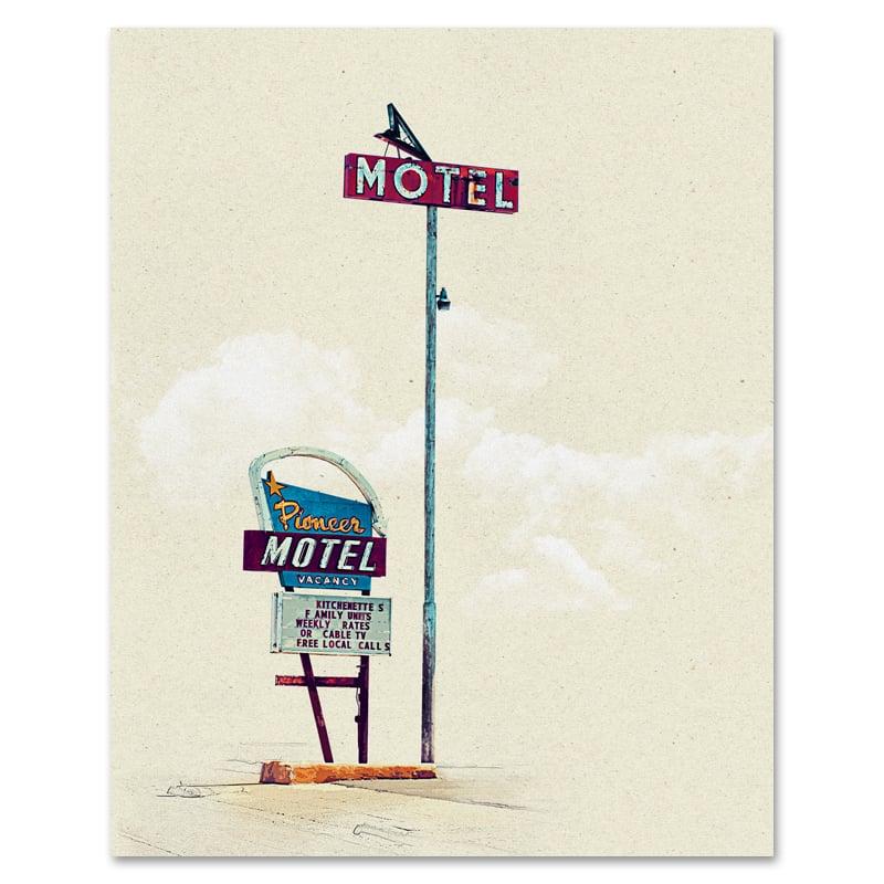 Image of Pioneer Motel