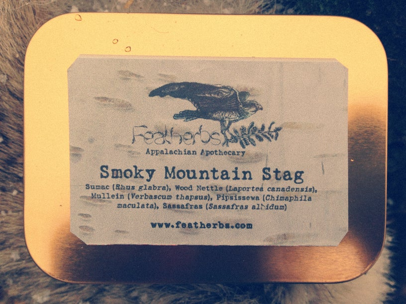 Smoky Mountain Smoking Blend - Rabbit or Stag