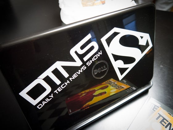Image of DTNS Decal