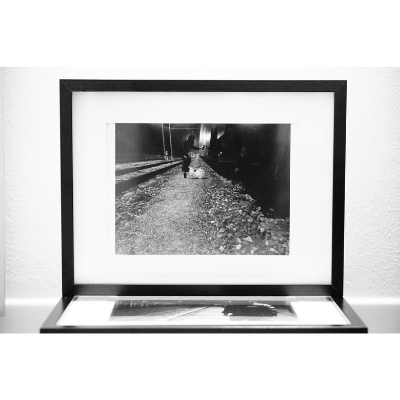 """Image of 5th print from """"5 years"""" exhibition"""