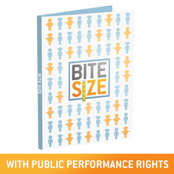 Image of Bite Size DVD (Universities, Colleges and Institutions)