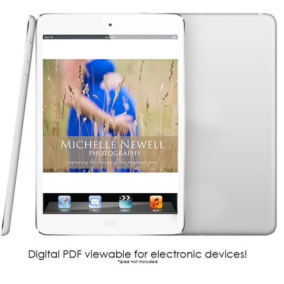 Image of Maternity Photography Guide   DIGITAL COPY