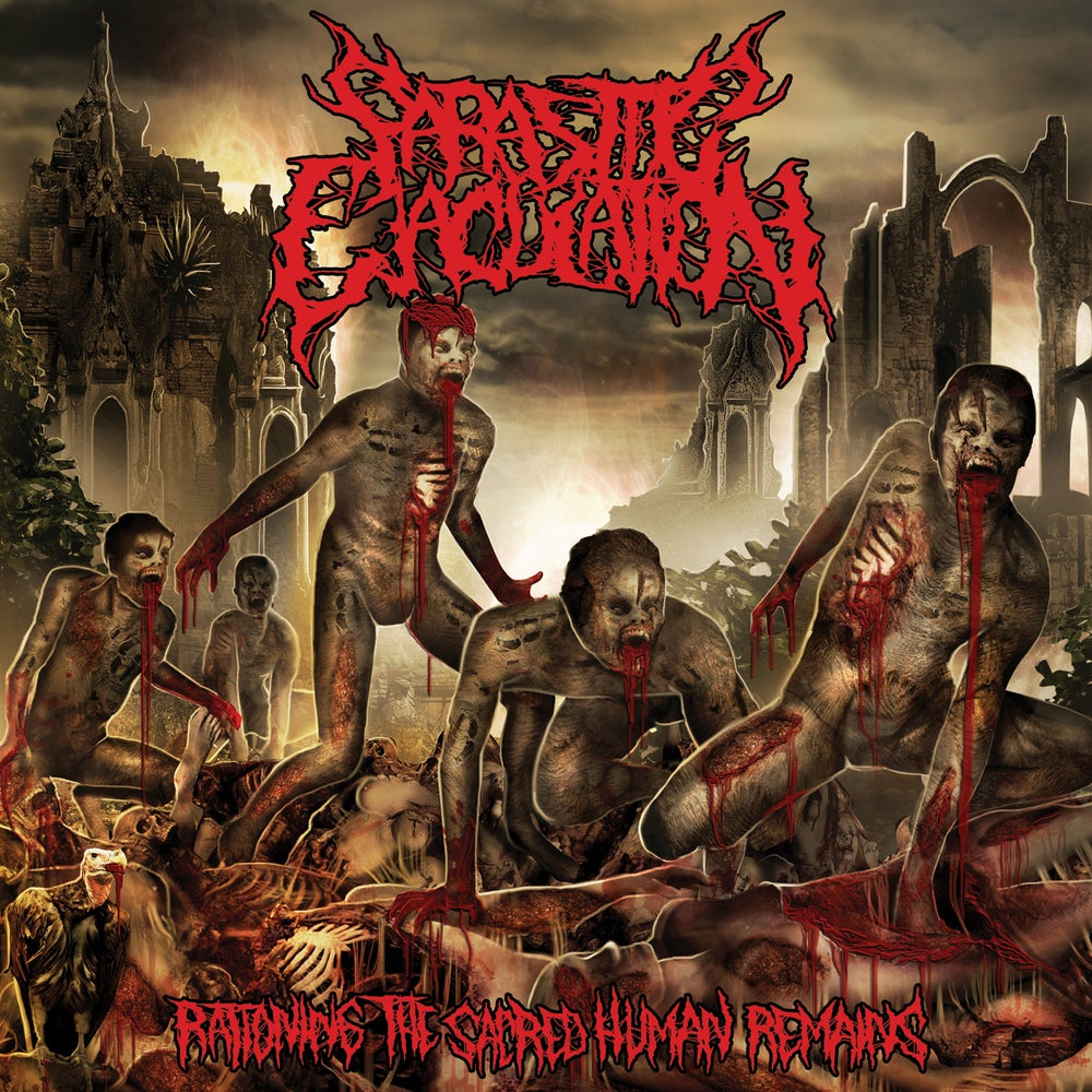 Image of Rationing the Sacred Human Remains CD (LIMITED TO 20)
