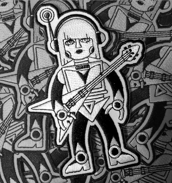 Image of Robo Babe Patch