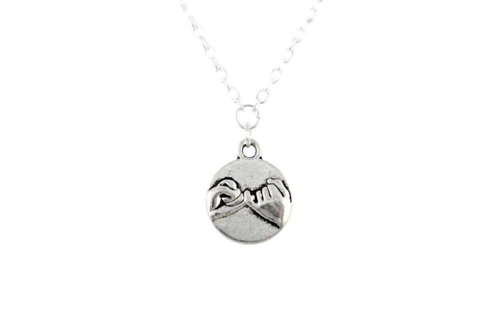 Image of Pinky Promise Necklace