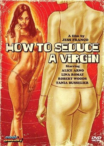 Image of HOW TO SEDUCE A VIRGIN
