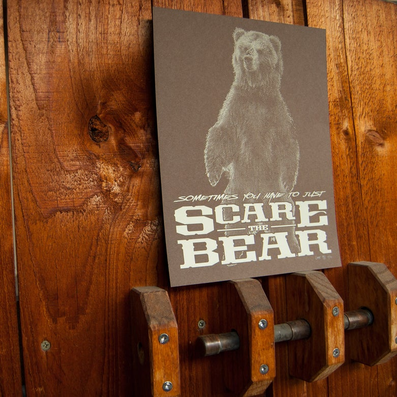 Image of Scare the Bear