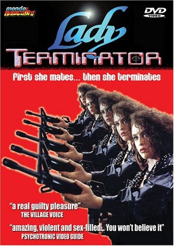 Image of LADY TERMINATOR