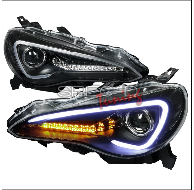 Image of Spec-D Projector Headlight FRS