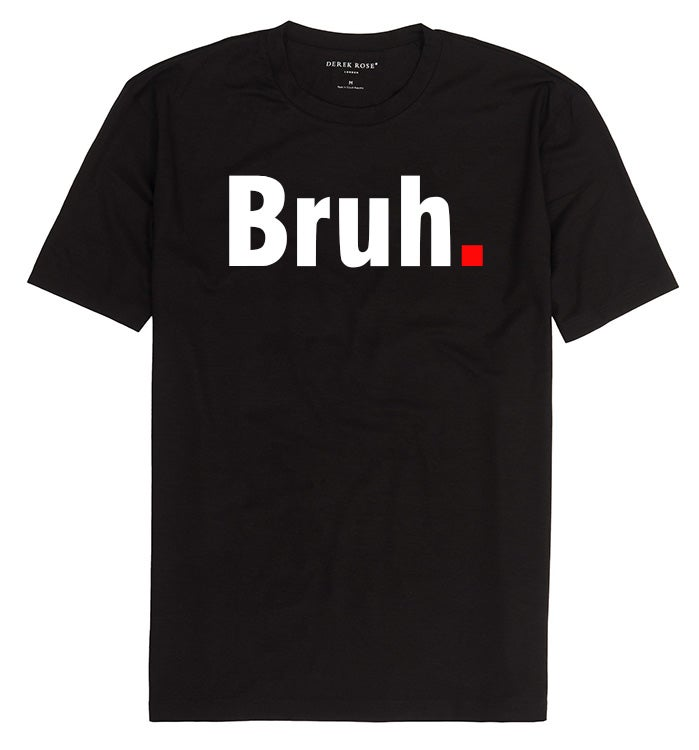 Bruh black (Men's) shirt