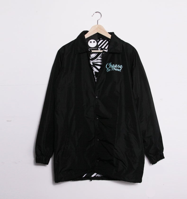 Image of Stronger Bones Jacket - Black