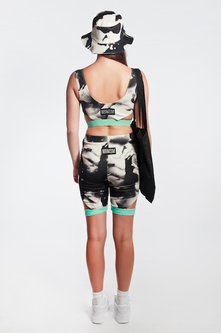 Image of Anissa Mint Crop Top