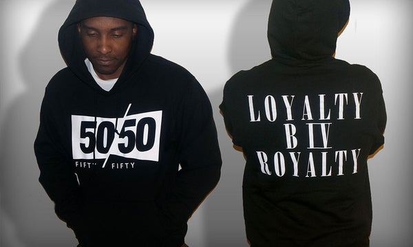 Image of 50/50 Hoodies
