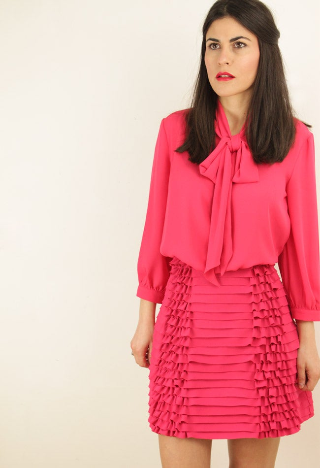 Image of FUXIA DRESS