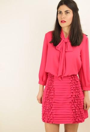 Image of FUXIA DRESS