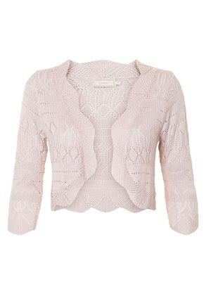 Image of CREAM SOON CARDIGAN