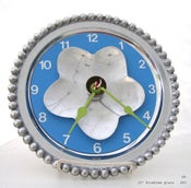 Image of Flower Power Clock