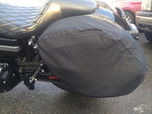 Image of  FXDXT Retro T-Sport Bag Rain Covers