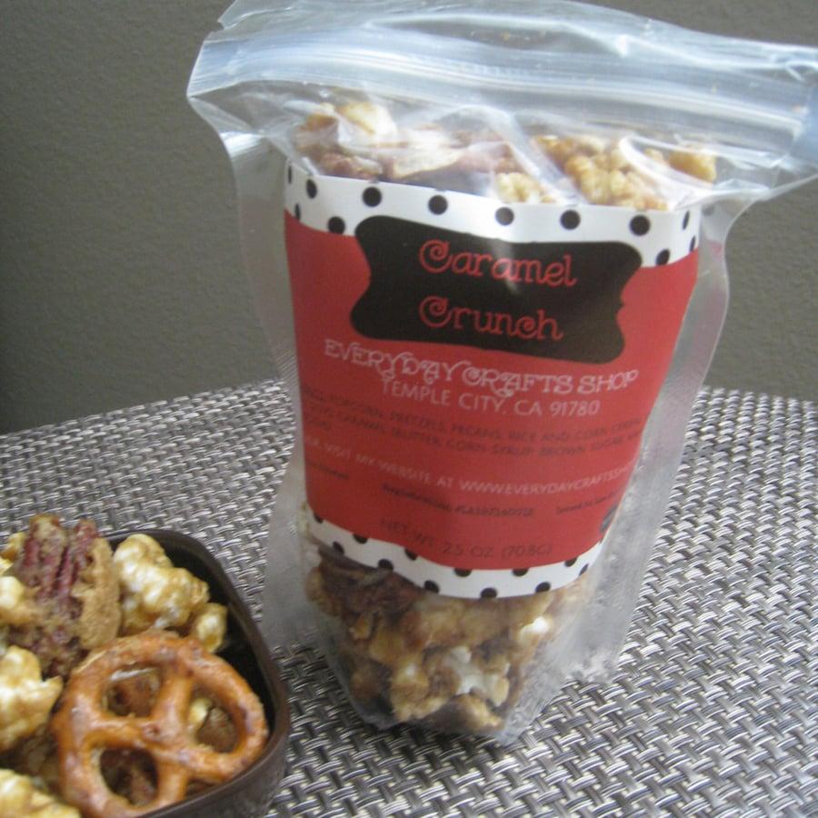 Image of Caramel Crunch - Snack Size
