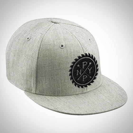 Image of Phantom Saw Blade Flex Fit Hat