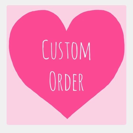 Image of Custom listing for Priscilla