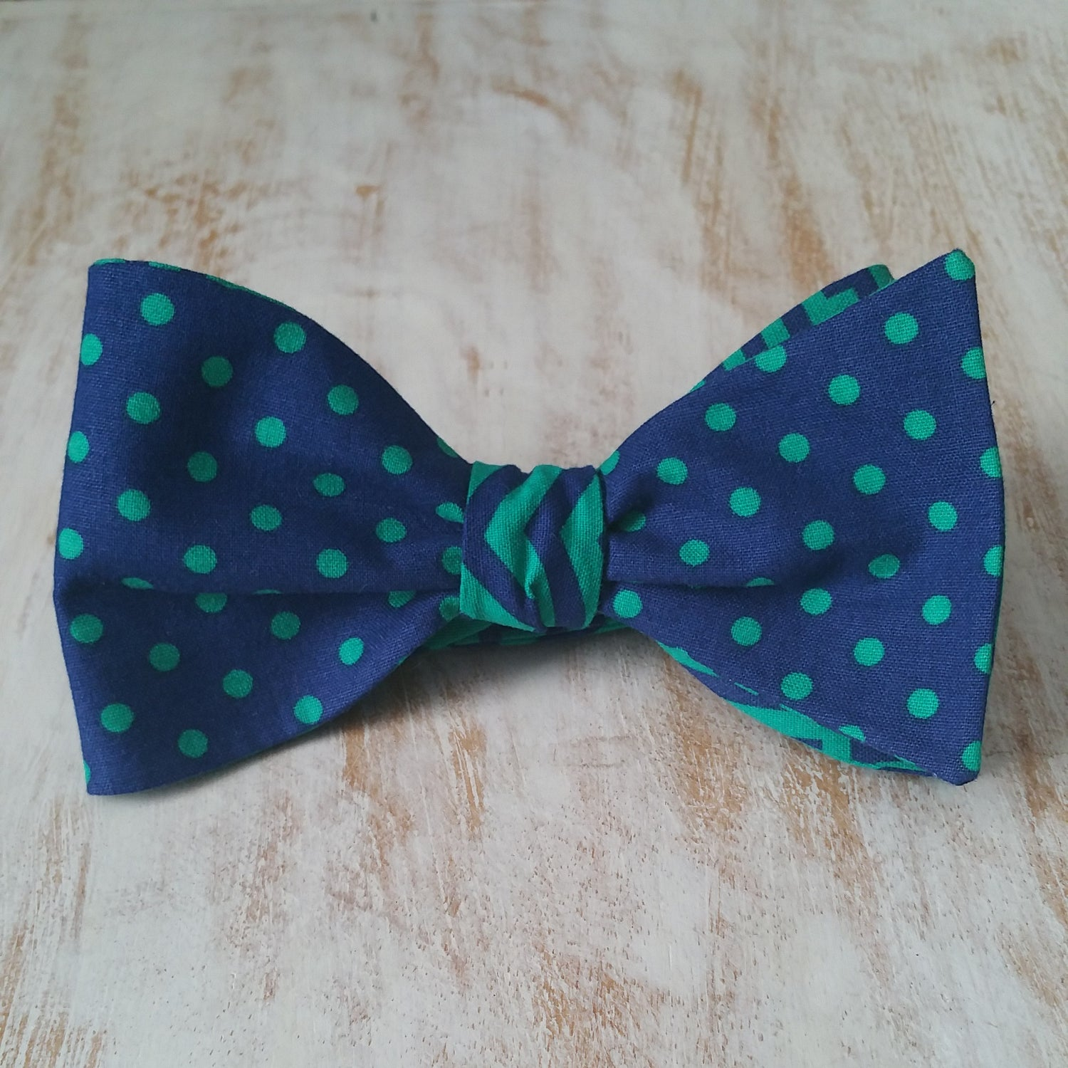Image of RAMONDO BOW TIE - POLKA DOT