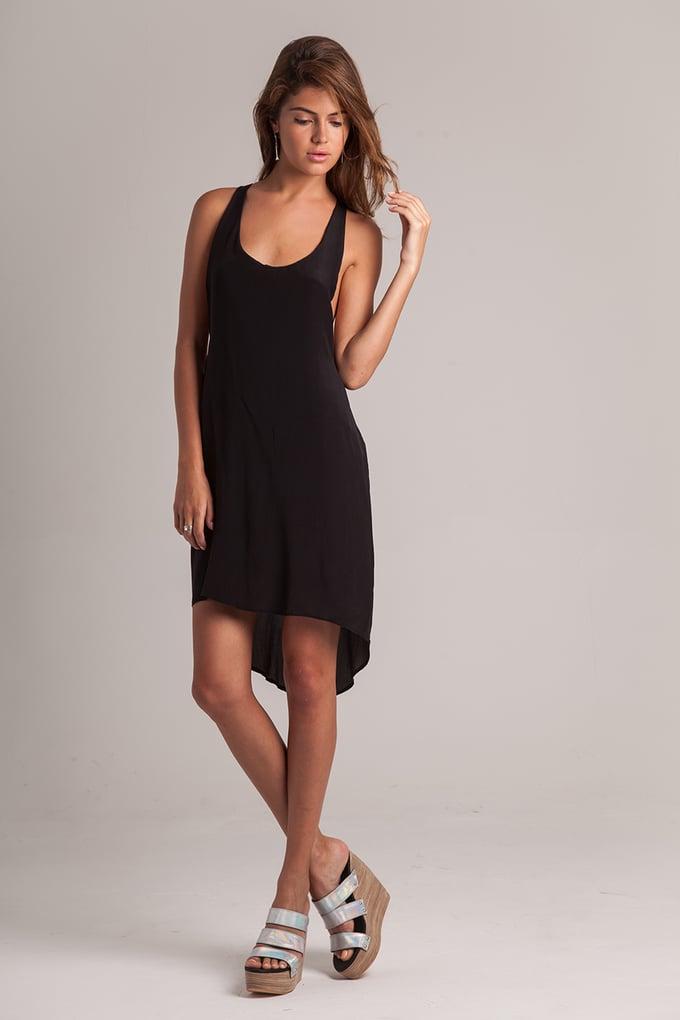 Image of *PRESALE* TRIANGLE DRESS - BLACK
