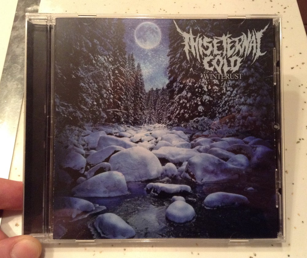 Image of This Eternal Cold - Winterust CD