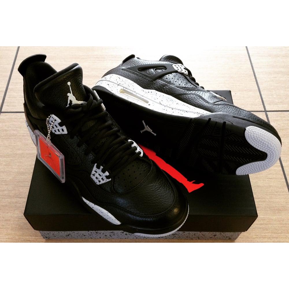 outlet store 3f166 c7d7c Image of Air Jordan 4 Retro LS