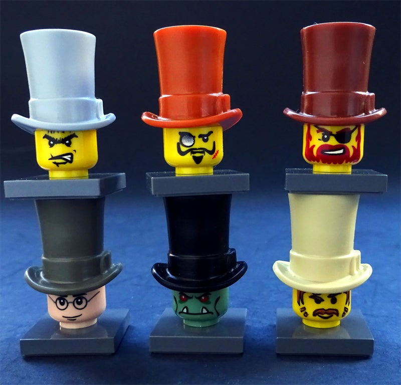 Image of NEW Injection-Molded Top Hats