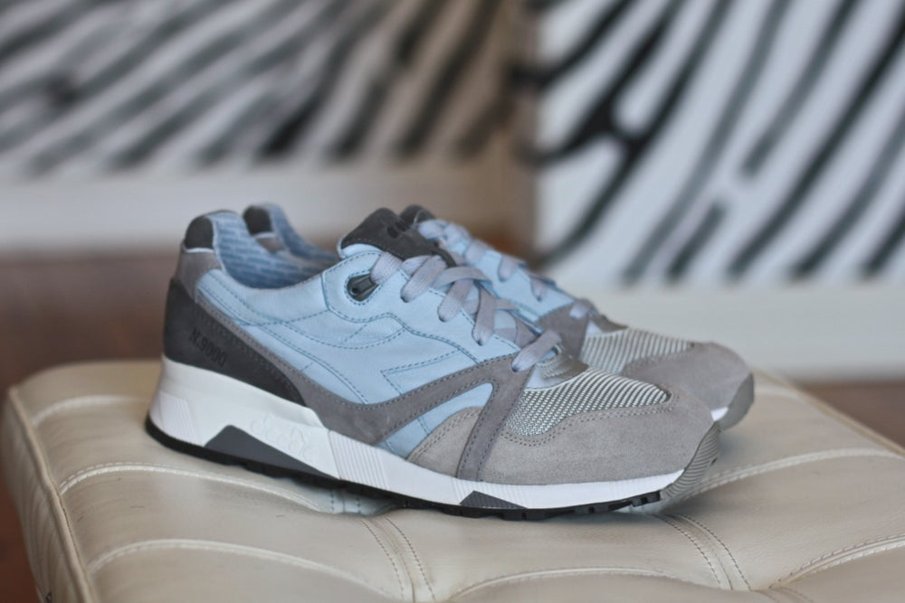 "Image of DIADORA N9000 X SOLEBOX ""FERRO"""