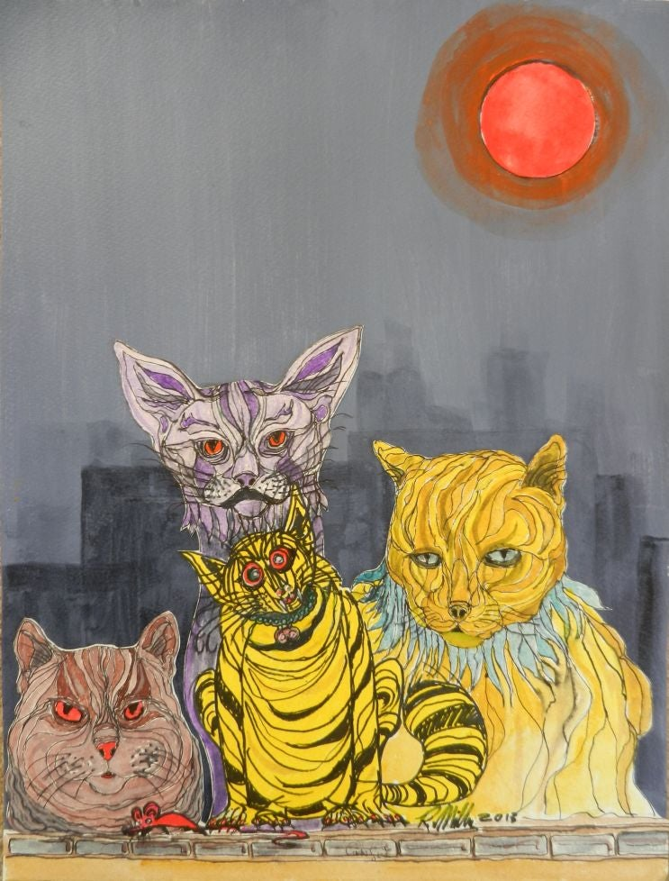 Image of Strange Cats